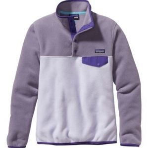 RARE Patagonia Synchilla Snap Pullover Fleece S